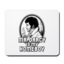 Mr. Darcy Mousepad