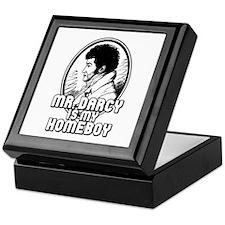 Mr. Darcy Keepsake Box