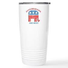 Republicans are Sexy Travel Mug