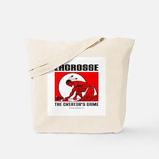 Lacrosse-DrawMan Tote Bag