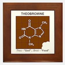 Cute Organic chemistry Framed Tile