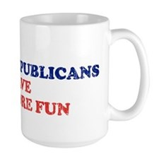 Republicans have more fun Mug