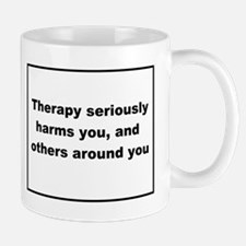 health warning #3 Mug
