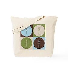 Chiropractic Pop Art Tote Bag