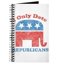 I only date republicans Journal
