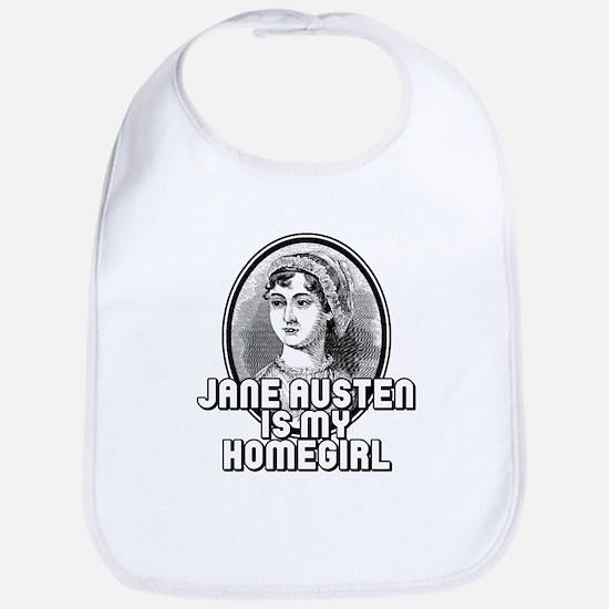 Jane Austen Bib