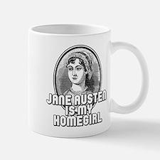 Jane Austen Small Small Mug