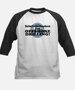 Substitute Teachers For Offshore Drilling Tee