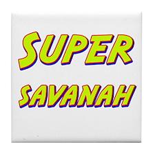 Super savanah Tile Coaster