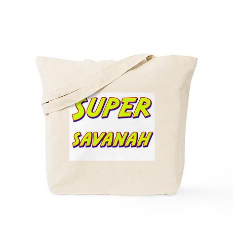 Super savanah Tote Bag