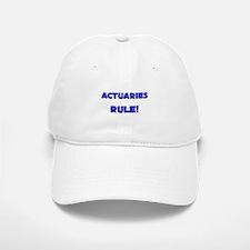 Actuaries Rule! Baseball Baseball Cap