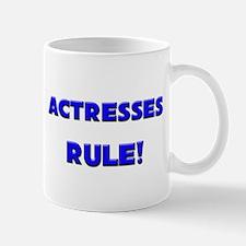 Actresses Rule! Mug
