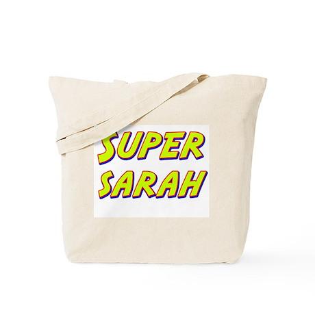 Super sarah Tote Bag