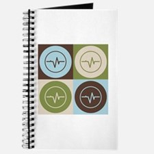 Biomedical Engineering Pop Art Journal
