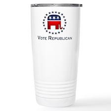Vote Republican Travel Mug