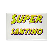 Super santino Rectangle Magnet
