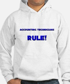 Accounting Technicians Rule! Hoodie