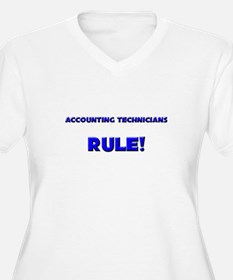 Accounting Technicians Rule! T-Shirt