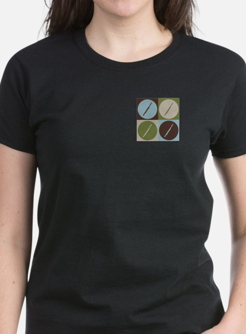 Bassoon Pop Art Tee