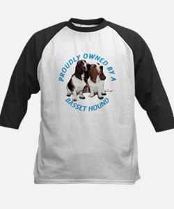 Proudly Owned Basset Hound Tee