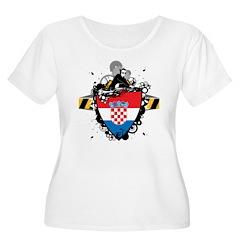 Hip Croatia T-Shirt