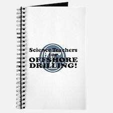 Science Teachers For Offshore Drilling Journal