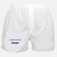 Account Executives Rule! Boxer Shorts