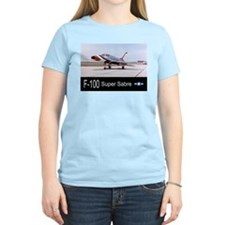 F-100 Super Sabre Fighter T-Shirt