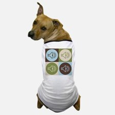 Audiology Pop Art Dog T-Shirt