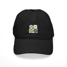 Audio and Video Pop Art Baseball Hat