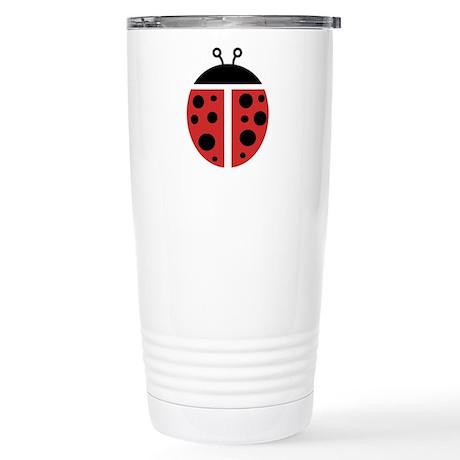 Lovebug Stainless Steel Travel Mug