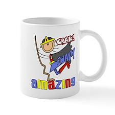 Amazing Girl Hero Mug