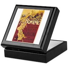La Boheme Keepsake Box