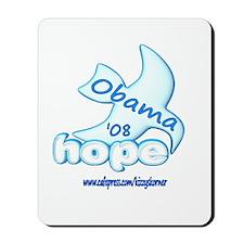 OBAMA HOPE Mousepad