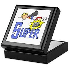 Girl SUPER Keepsake Box