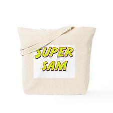 Super sam Tote Bag