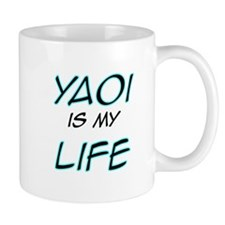 Yaoi is my Life Mug