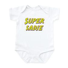 Super sadie Infant Bodysuit
