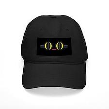 Smiley Kitty Emoticon Baseball Hat