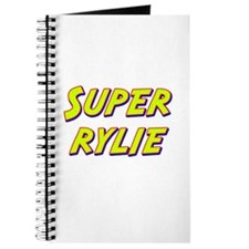 Super rylie Journal