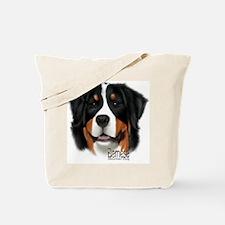 Funny Sennenhund Tote Bag
