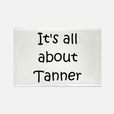 Cool Tanner Rectangle Magnet