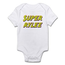 Super rylee Infant Bodysuit
