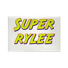 Super rylee Rectangle Magnet