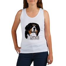 Cute Bernese puppy Women's Tank Top