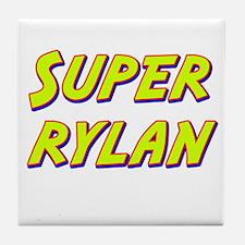 Super rylan Tile Coaster