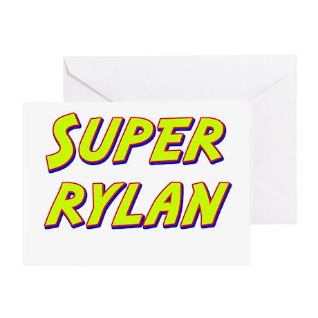 Super rylan Greeting Card