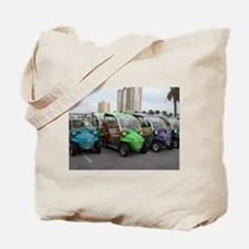 Funny Timesharing Tote Bag