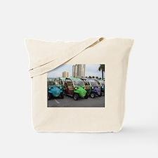 Cool Timesharing Tote Bag
