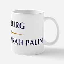 PITTSBURG supports Sarah Pali Mug